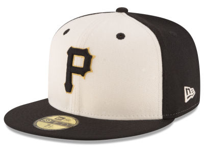 Pittsburgh Pirates MLB Vintage Throwback 59FIFTY Cap Hats