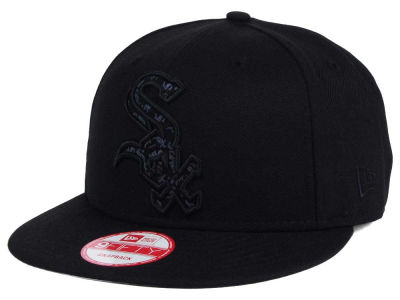 Chicago White Sox MLB XL Iridescent Logo 9FIFTY Snapback Cap Hats