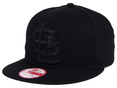 St. Louis Cardinals MLB XL Iridescent Logo 9FIFTY Snapback Cap Hats
