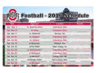 Ohio State Buckeyes 2016 Football Schedule Magnet Gameday & Tailgate