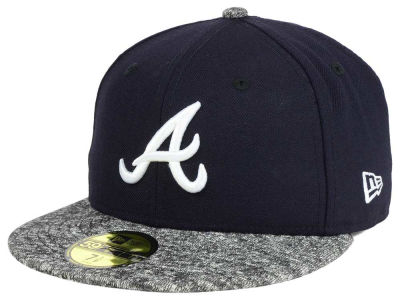 Atlanta Braves MLB Team Frenchie 59FIFTY Cap Hats