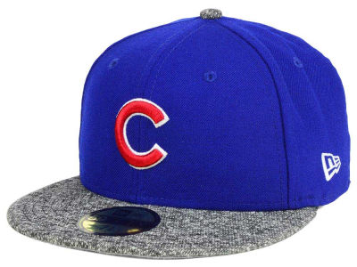 Chicago Cubs MLB Team Frenchie 59FIFTY Cap Hats