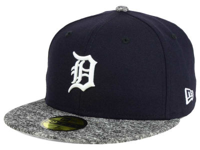 Detroit Tigers MLB Team Frenchie 59FIFTY Cap Hats