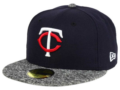 Minnesota Twins MLB Team Frenchie 59FIFTY Cap Hats