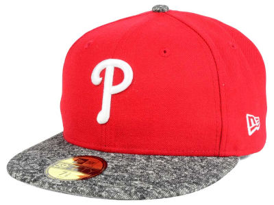 Philadelphia Phillies MLB Team Frenchie 59FIFTY Cap Hats