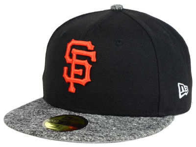 San Francisco Giants MLB Team Frenchie 59FIFTY Cap Hats