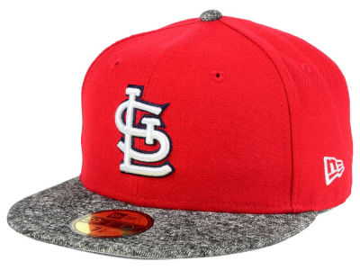 St. Louis Cardinals MLB Team Frenchie 59FIFTY Cap Hats