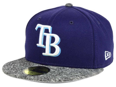 Tampa Bay Rays MLB Team Frenchie 59FIFTY Cap Hats
