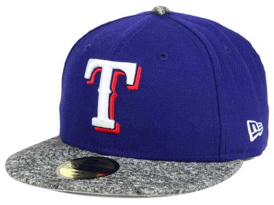 Texas Rangers MLB Team Frenchie 59FIFTY Cap Hats