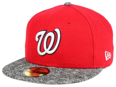 Washington Nationals MLB Team Frenchie 59FIFTY Cap Hats