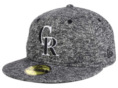 Colorado Rockies MLB All Frenchie 59FIFTY Cap Hats
