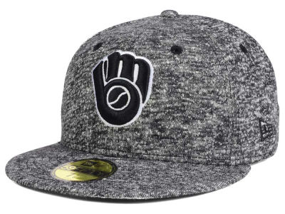 Milwaukee Brewers MLB All Frenchie 59FIFTY Cap Hats