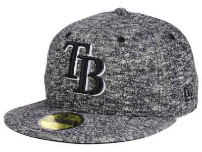 Tampa Bay Rays MLB All Frenchie 59FIFTY Cap Hats