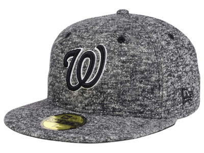 Washington Nationals MLB All Frenchie 59FIFTY Cap Hats