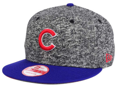 Chicago Cubs MLB 2-Frenchie 9FIFTY Snapback Cap Hats