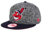 Cleveland Indians New Era MLB 2-Frenchie 9FIFTY Snapback Cap Adjustable Hats