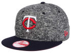 Minnesota Twins New Era MLB 2-Frenchie 9FIFTY Snapback Cap Adjustable Hats