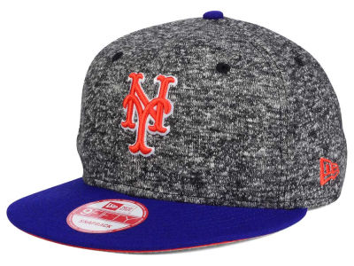 New York Mets MLB 2-Frenchie 9FIFTY Snapback Cap Hats