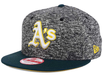 Oakland Athletics MLB 2-Frenchie 9FIFTY Snapback Cap Hats