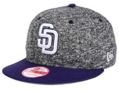 San Diego Padres MLB 2-Frenchie 9FIFTY Snapback Cap Hats