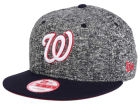 Washington Nationals New Era MLB 2-Frenchie 9FIFTY Snapback Cap Adjustable Hats