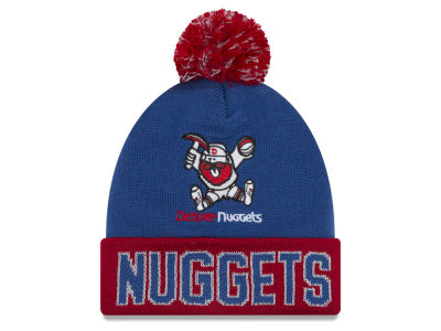 Denver Nuggets NBA Hardwood Court Big Reflective Knit Hats