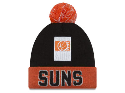 Phoenix Suns NBA Hardwood Court Big Reflective Knit Hats