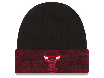 Chicago Bulls NBA HWC Cuffy Knit Hats