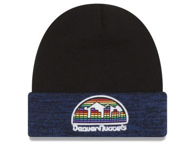 Denver Nuggets NBA HWC Cuffy Knit Hats