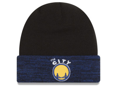 Golden State Warriors NBA HWC Cuffy Knit Hats
