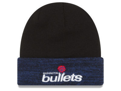 Washington Bullets NBA HWC Cuffy Knit Hats
