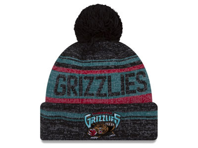 Vancouver Grizzlies NBA Hardwood Classics Snow Dayz Knit Hats