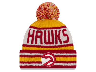Atlanta Hawks NBA HWC Jacoby Knit Hats