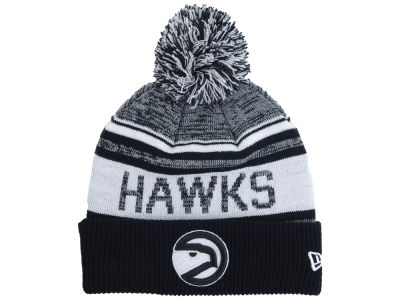Atlanta Hawks NBA Hardwood Classic White Out Knit Hats