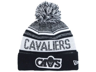 Cleveland Cavaliers NBA Hardwood Classic White Out Knit Hats