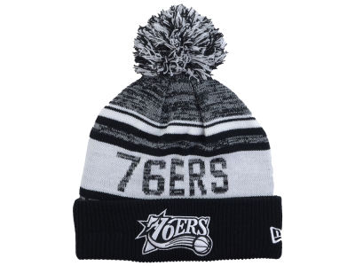 Philadelphia 76ers NBA Hardwood Classic White Out Knit Hats