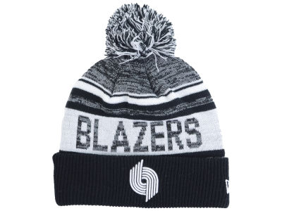 Portland Trail Blazers NBA Hardwood Classic White Out Knit Hats