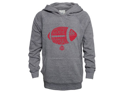 J America NCAA Youth Football Vintage Triblend Fleece