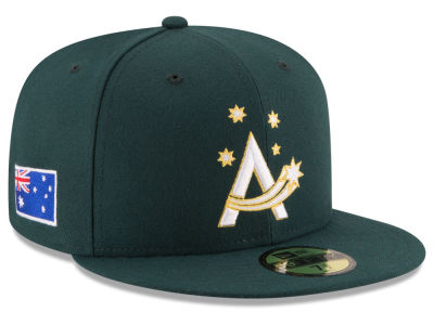 Australia 2017 World Baseball Classic 59FIFTY Cap Hats