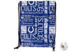 Indianapolis Colts Forever Collectibles Women's Collage Drawstring Backpack Luggage, Backpacks & Bags