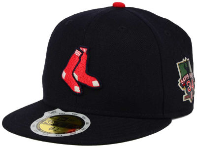 Boston Red Sox David Ortiz MLB Youth Ortiz On-Field AC Patch 59FIFTY Cap Hats