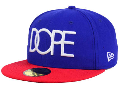 Dope Classic Logo 59FIFTY Cap Hats