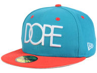 Dope Classic Logo 59FIFTY Cap Fitted Hats