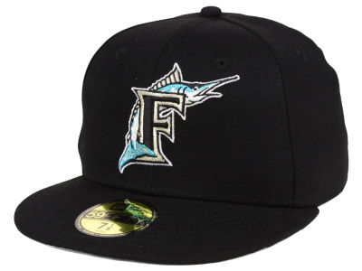 Florida Marlins MLB Cooperstown 59FIFTY Cap Hats