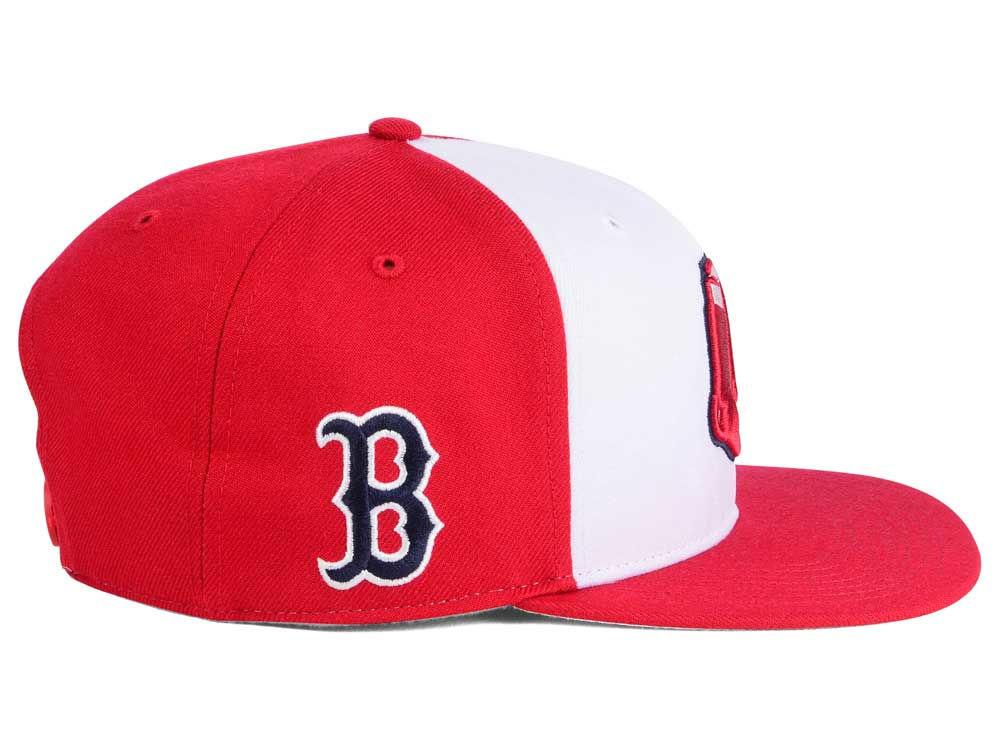 7941070ab47 ... italy boston red sox mlb 47 sure shot accent snapback cap 30off 4833a  1ceba