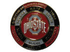 Ohio State Buckeyes Two Sided Football Schedule Coin Gameday & Tailgate