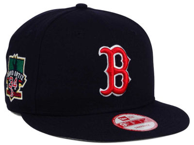 Boston Red Sox MLB Ortiz Final Season 9FIFTY Snapback Cap Hats