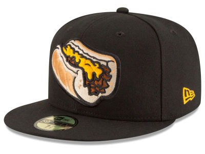 Lehigh Valley Cheesesteaks MiLB AC 59FIFTY Cap Hats