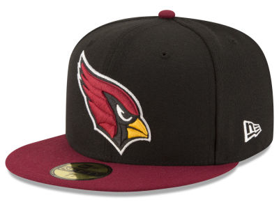 Arizona Cardinals NFL Team Basic 59FIFTY Cap Hats
