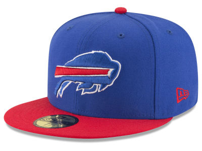 Buffalo Bills NFL Team Basic 59FIFTY Cap Hats